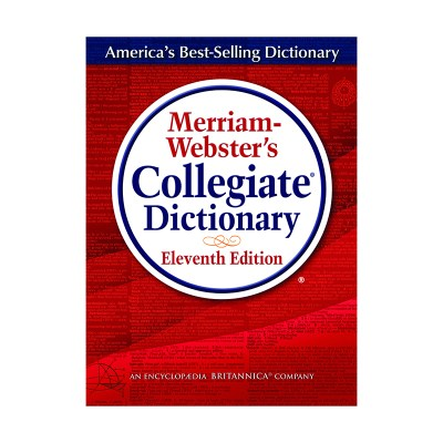 Merriam Webster Collegiate Dictionary 11th Ed Indexed W - Vocabulary & Dictionary Online ...
