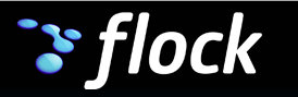 Flock Browser Official Logo
