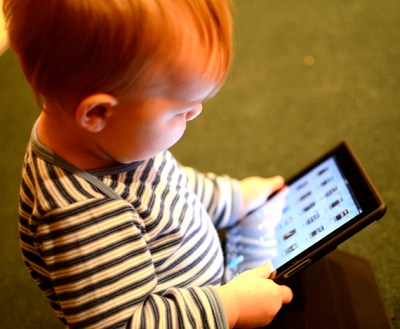 Discovering That Your 18-Month-Old Is Using an iPad in Pre-School - The Atlantic