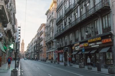 The Most Beautiful Streets and Squares in Valencia, Spain
