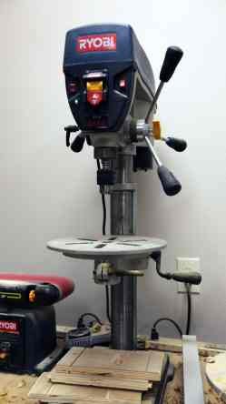 Small Of Ryobi Drill Press