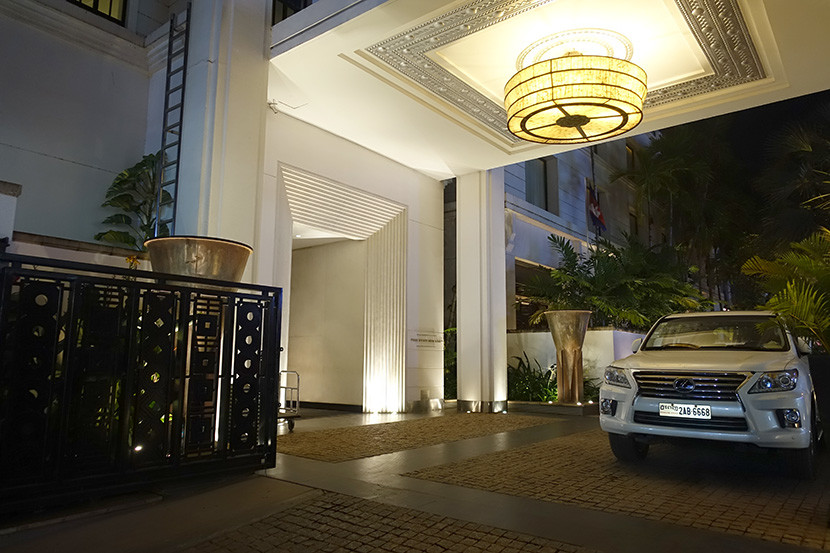 The Park Hyatt Siem Reap is conveniently located for exploring Pub Street and the night markets.