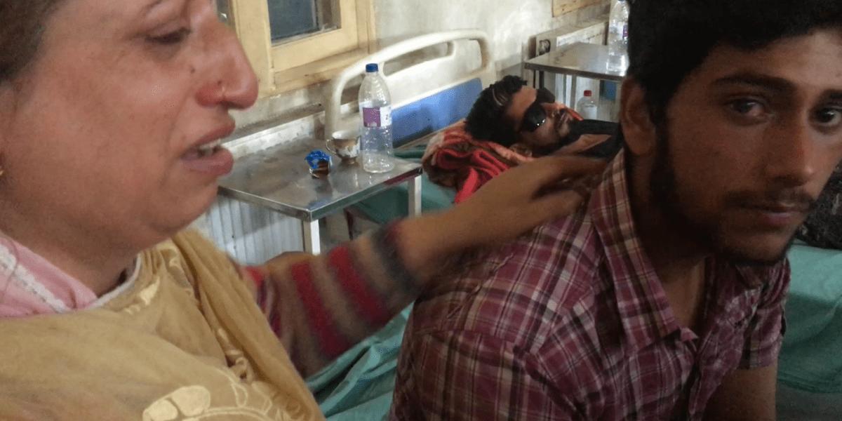 Ground Report: Pellet Blindings Back as Protestors Challenge Centre's Kashmir Move