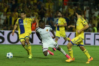 Zahavi goal lifts Maccabi Tel Aviv into Champions League | The Times of Israel