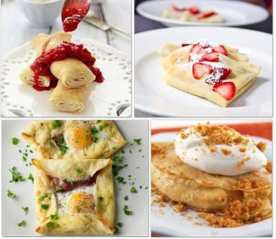 8 Savory Crepe Recipes | Tip Junkie