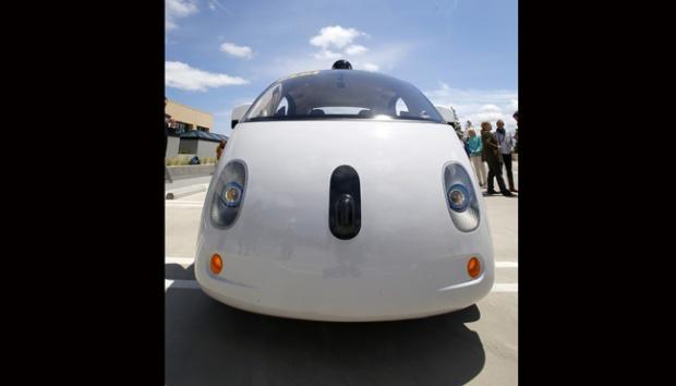 Dalam Setahun, Berapa Kali Mobil tanpa Sopir Google Celaka?