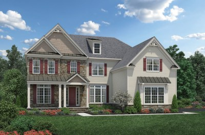 Franklin Lakes NJ New Construction Homes | Reserve at Franklin Lakes - Signature Collection