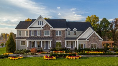 Reserve at Franklin Lakes - Signature Collection   The Windermere Home Design