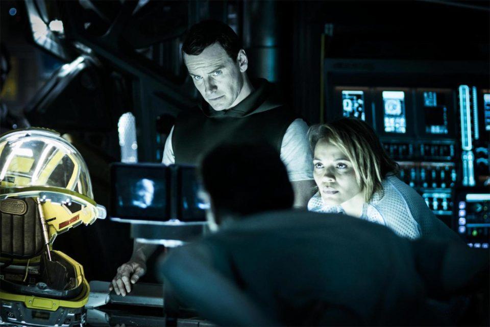 Alien: Covenant Trailer Screencap