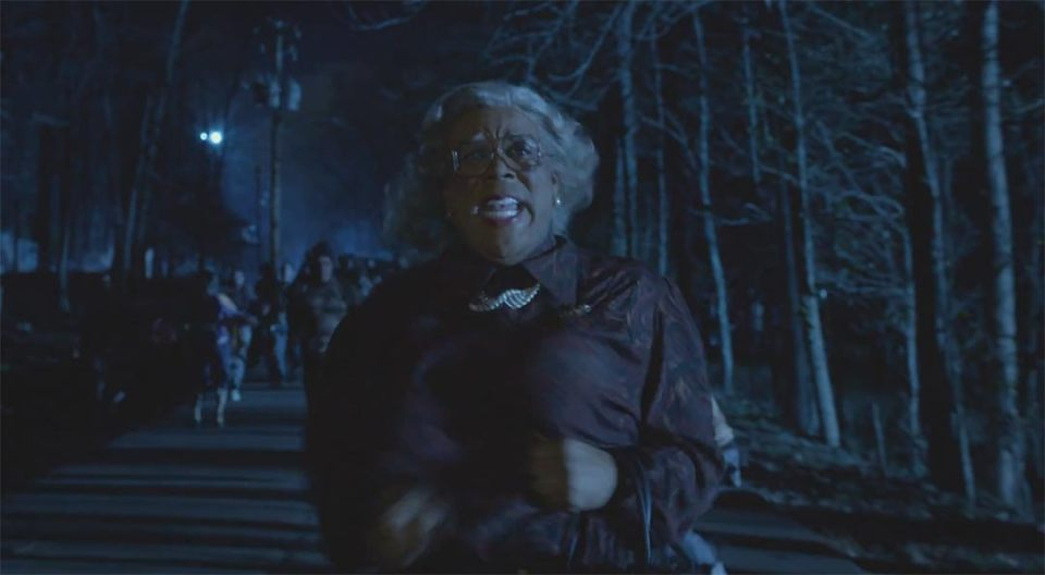 Boo! A Madea Halloween Trailer Screencap