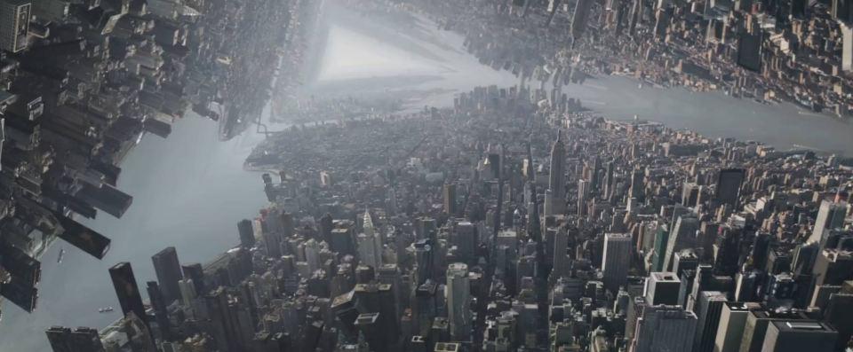 Doctor Strange Trailer Screencap 1