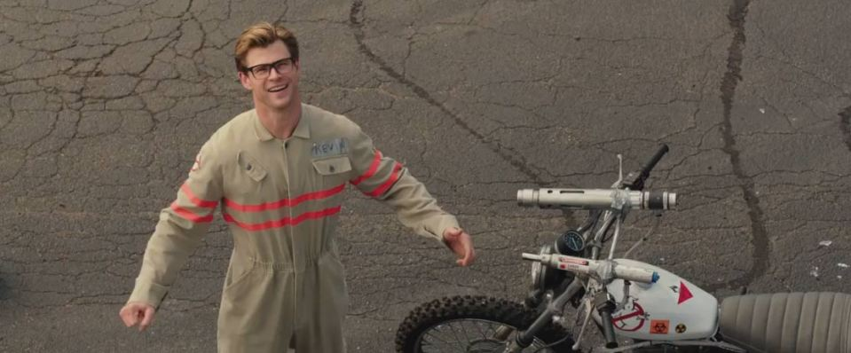 Ghostbusters Feature Trailer Screenshot 2