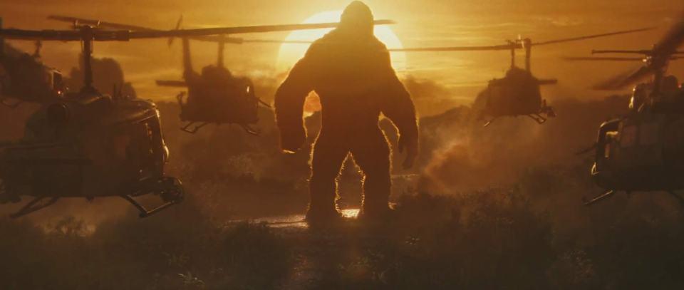 Kong Skull Island Final Trailer Screen Shot 1