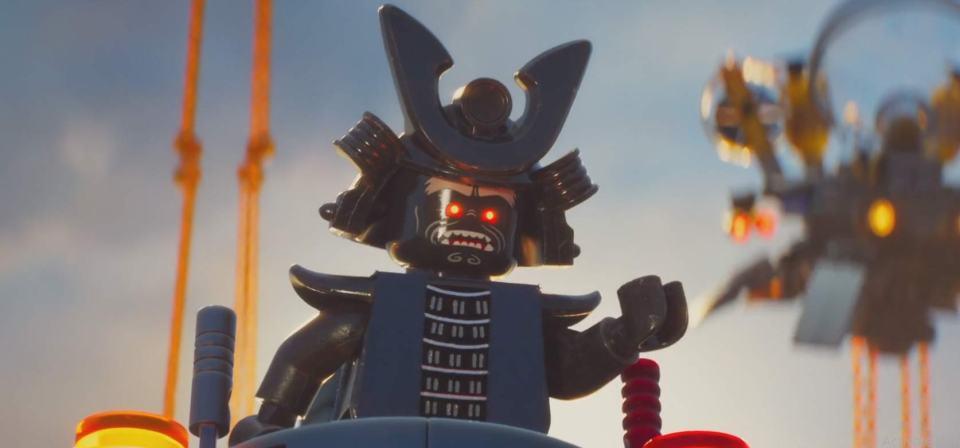 The Lego Ninjago Movie Trailer Screen Shot 1