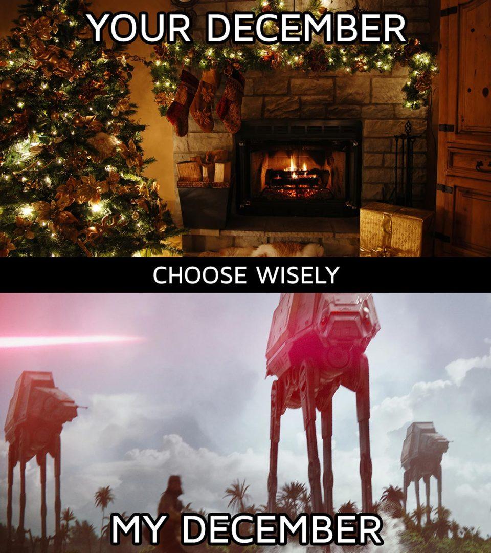 Rogue One Trailer Meme