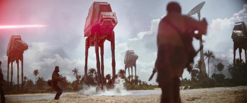 Rogue One: A Star Wars Story Trailer Screencap