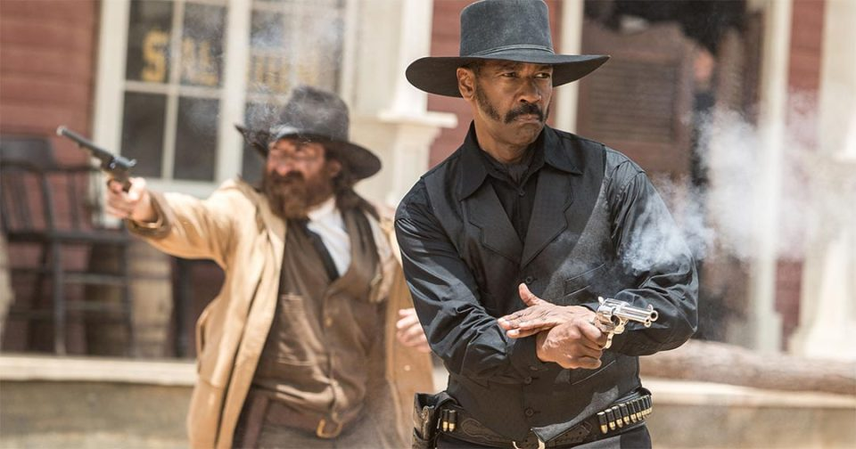 The Magnificent Seven Trailer Screencap