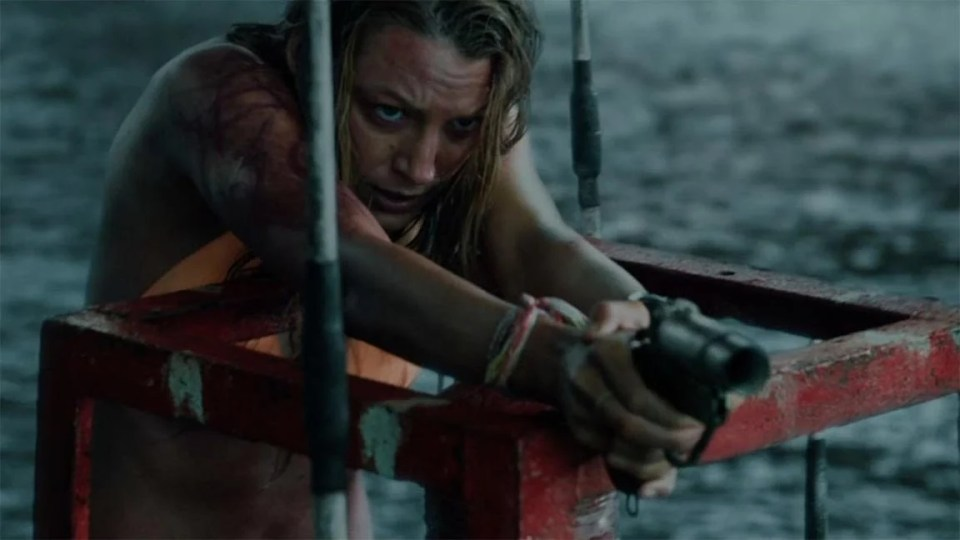 The Shallows Self Reliant Trailer Screencap