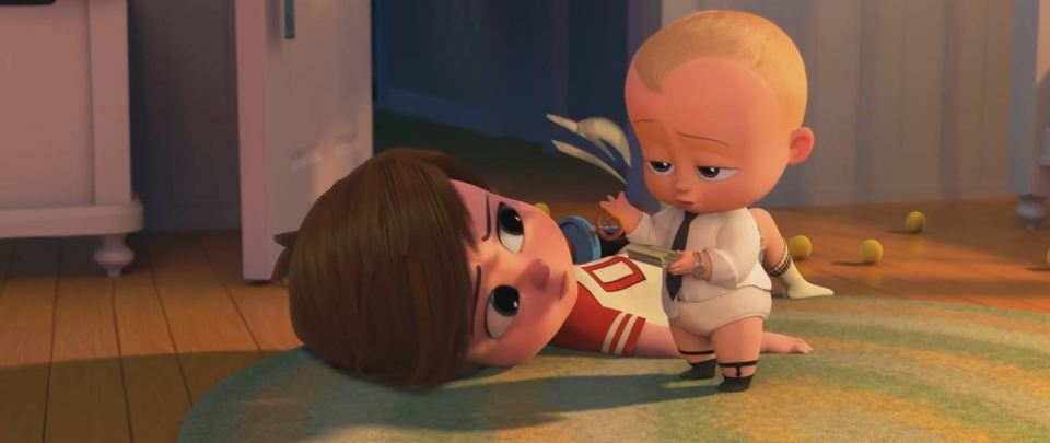 The Boss Baby - Trailer Screen Shot 2