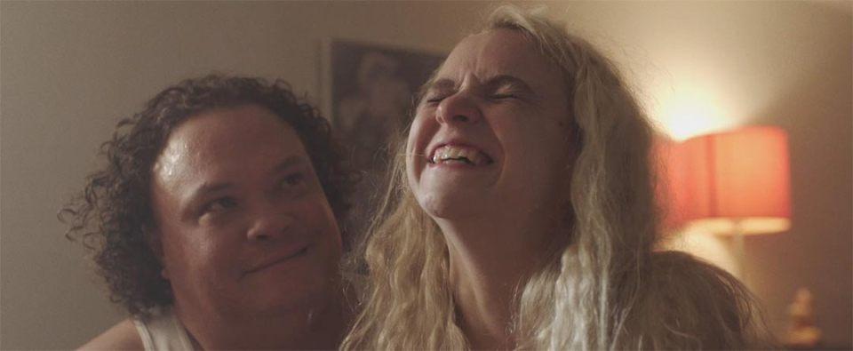 White Girl Red Band Trailer Screencap