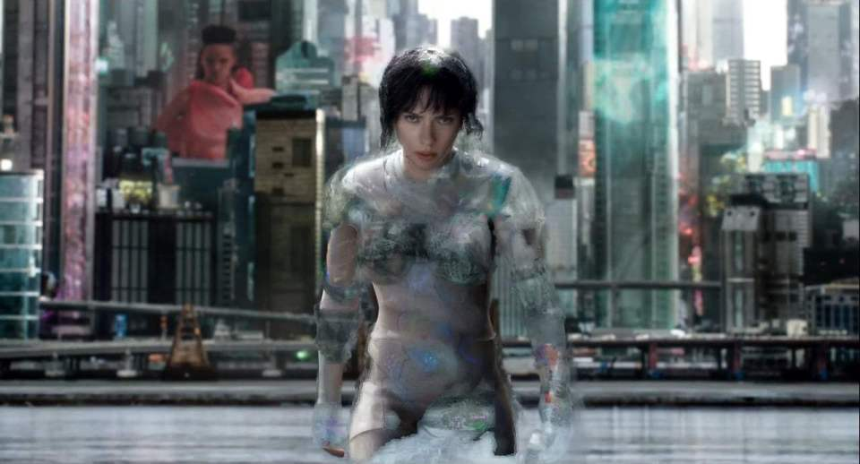 Ghost in the Shell TV Spot - Power (2017) Screen Capture