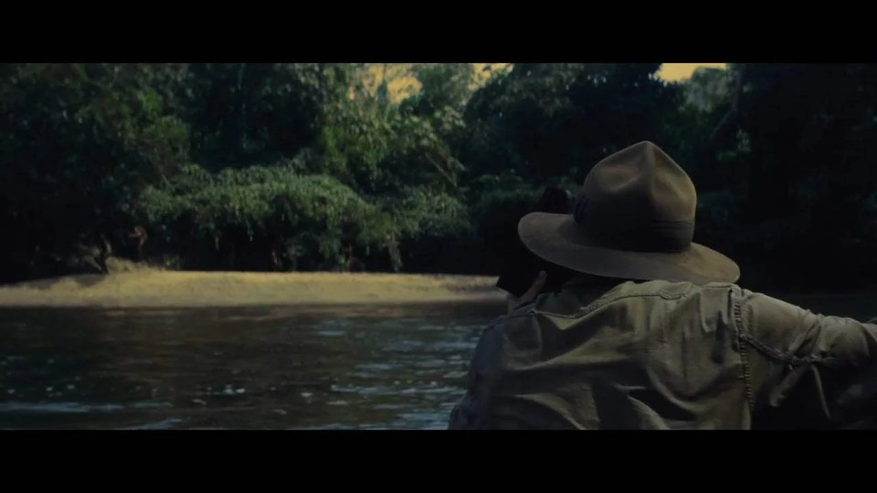 The Lost City of Z (2017) - Out of the Boat Screen Capture
