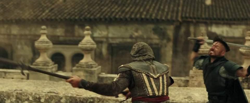 Assassin's Creed TV Spot - On Digital HD (2016) Screen Capture