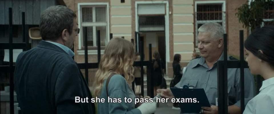 Graduation Trailer (2017) Screen Capture