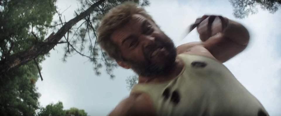 Logan TV Spot - Should See (2017) Screen Capture