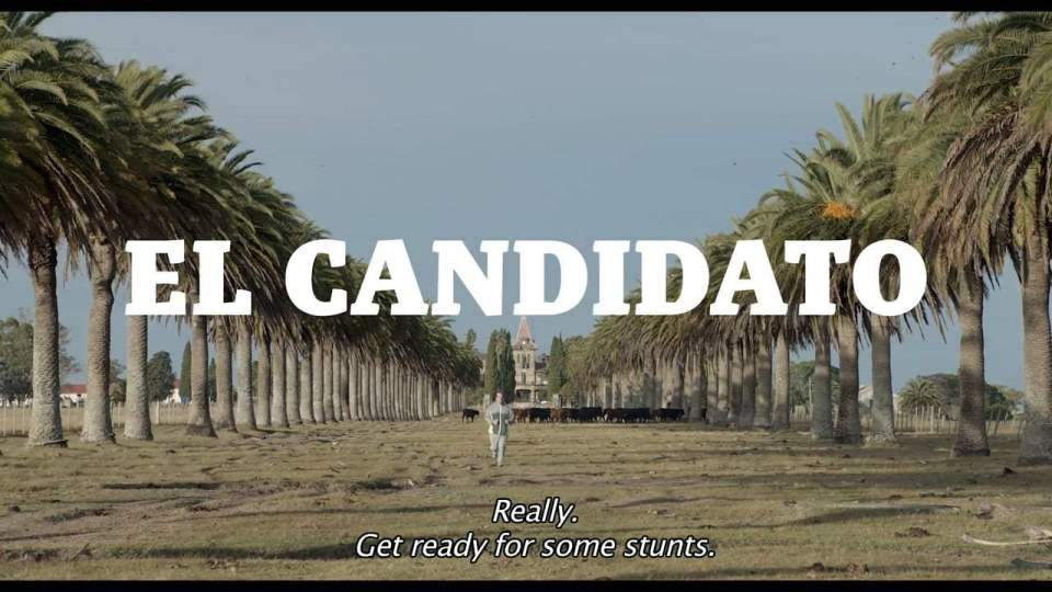 The Candidate Trailer (2016) Screen Capture