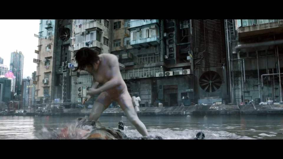 Ghost in the Shell TV Spot - IMAX (Condensed) (2017) Screen Capture