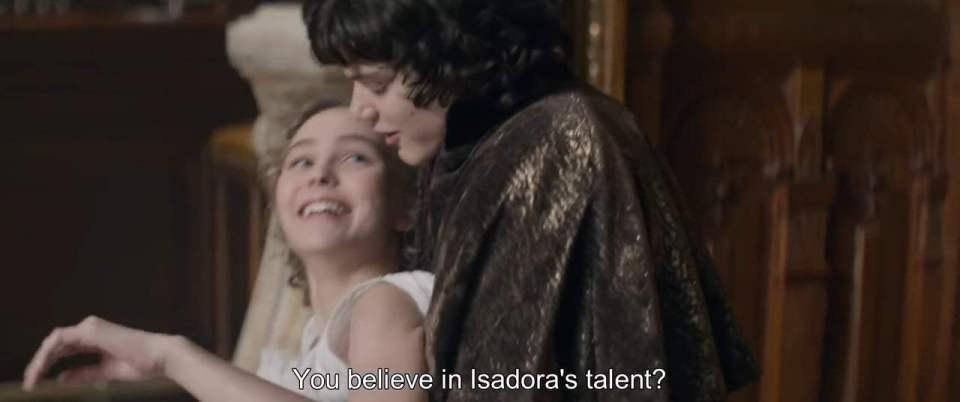 The Dancer Trailer (2016) Screen Capture