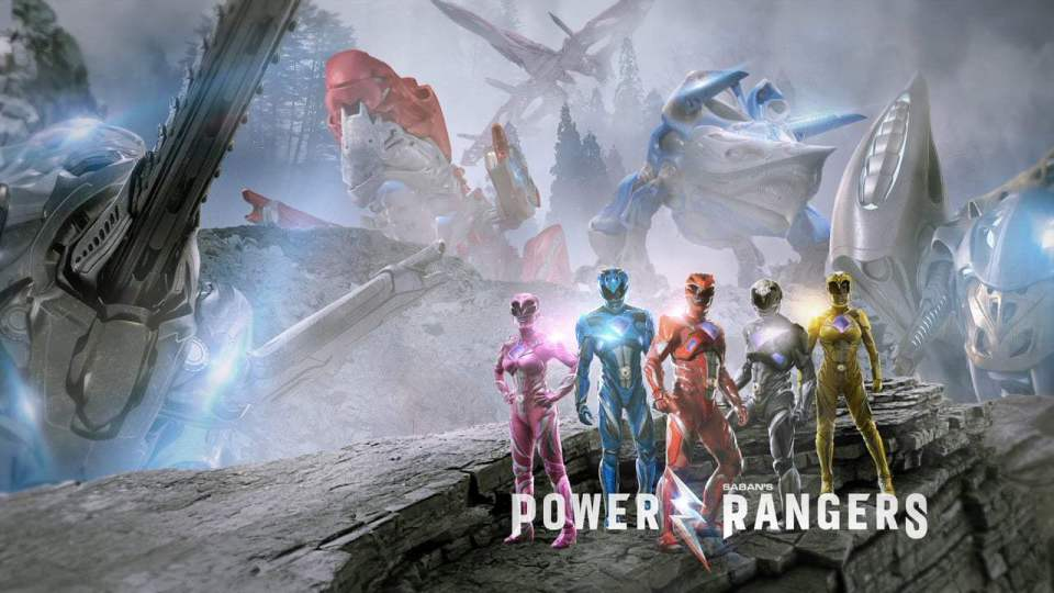 Power Rangers Featurette - Bigger and Better (2017) Screen Capture