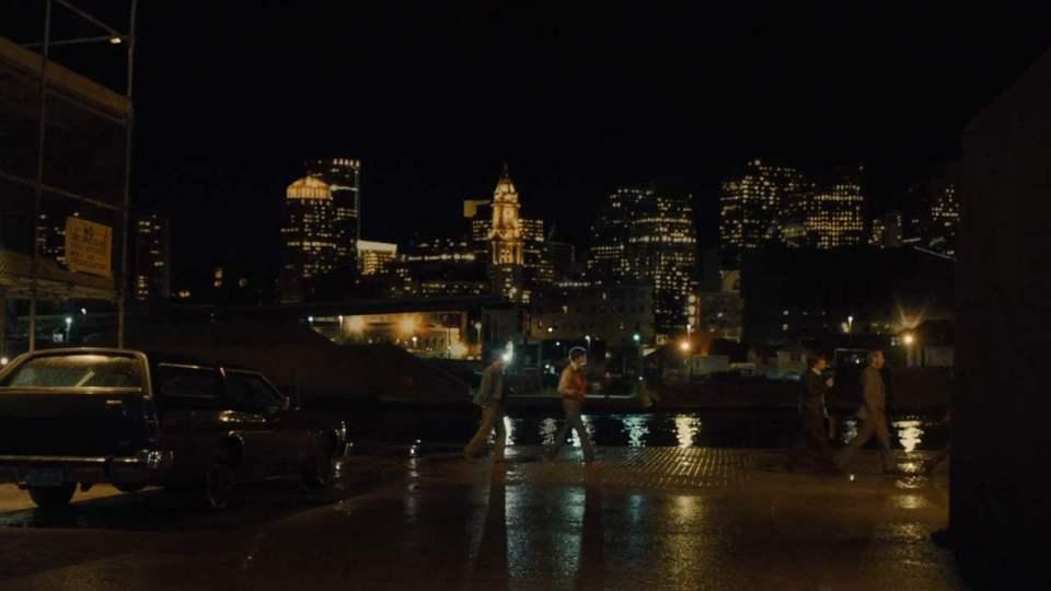 Free Fire (2017) - Outside Warehouse Screen Capture