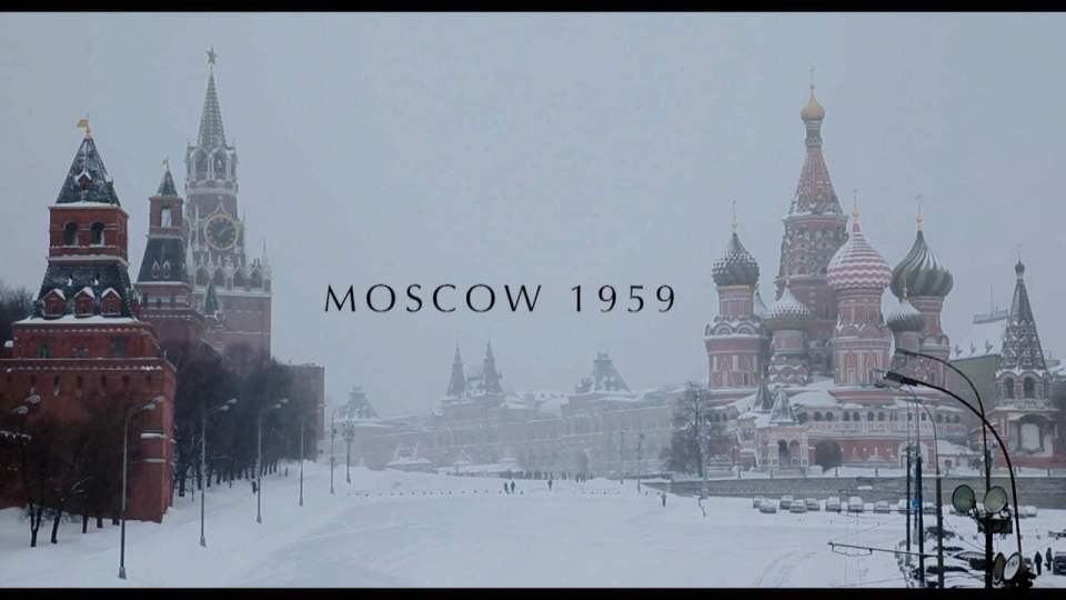 Despite the Falling Snow Trailer (2016) Screen Capture