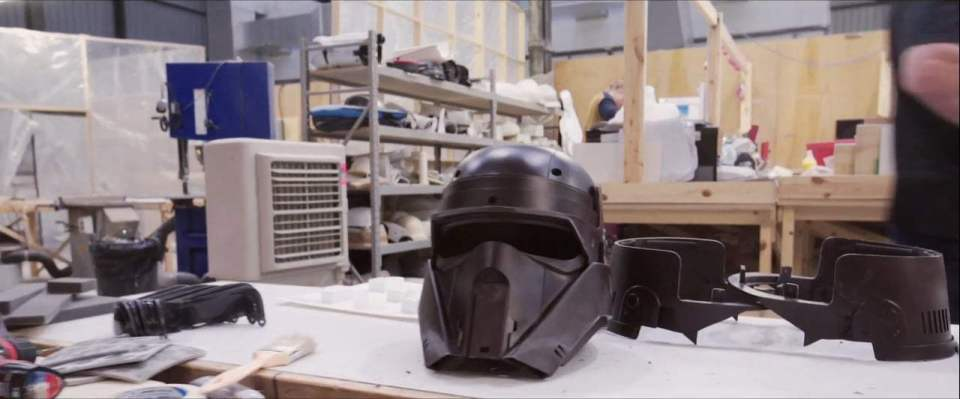 Rogue One: A Star Wars Story Featurette - Death Troopers (2016) Screen Capture