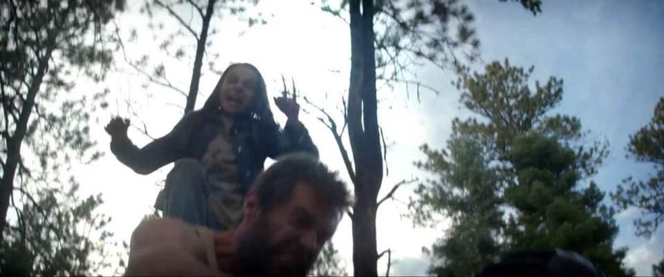 Logan TV Spot - Own It (2017) Screen Capture