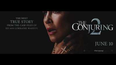 The Conjuring 2: The Enfield Poltergeist TV Spot - True Story (2016)