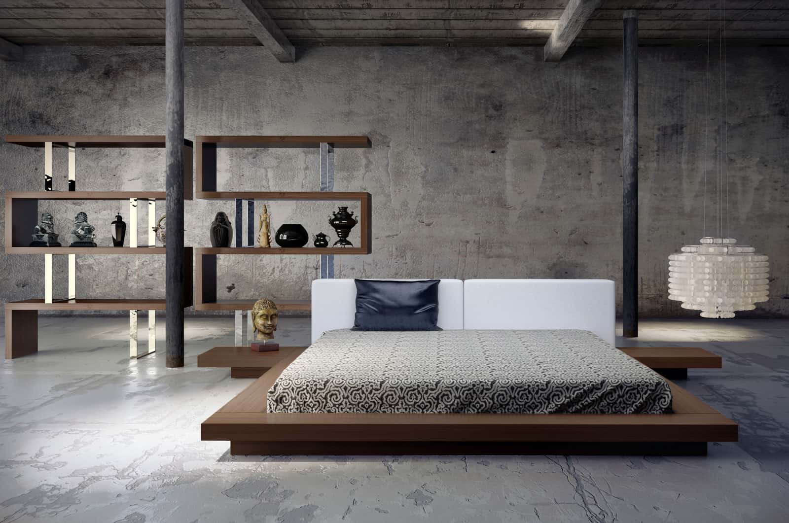Fullsize Of Modern Bed Frame