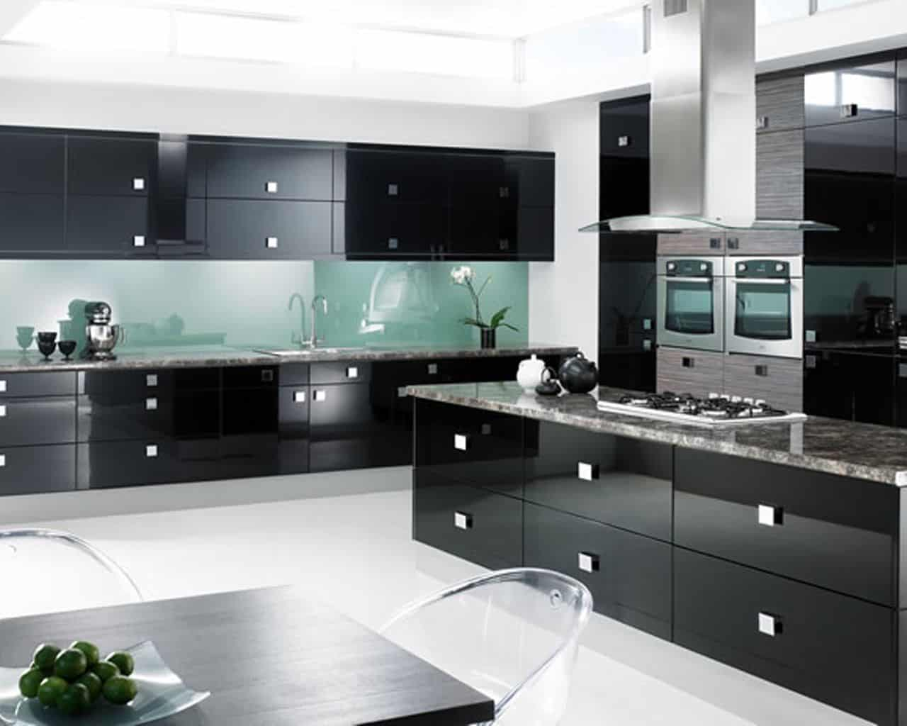 Fullsize Of Black Cabinet Kitchens