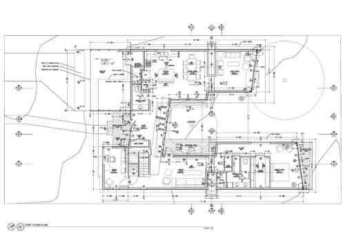 Medium Of Courtyard House Plans