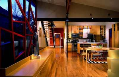 Quirky Interior Design with an Eclectic Taste