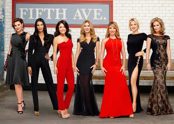 The Real Housewives of New York City - Unhappy Holidays