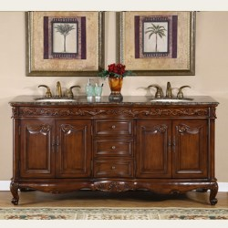 Small Of Double Sink Bathroom Vanities