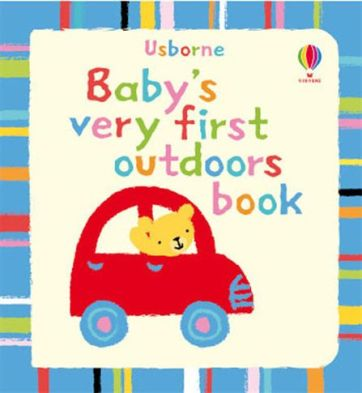 Babys Very first outdoors book
