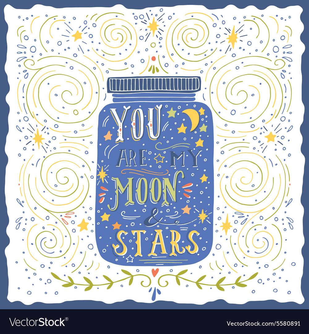 Fullsize Of My Moon And Stars