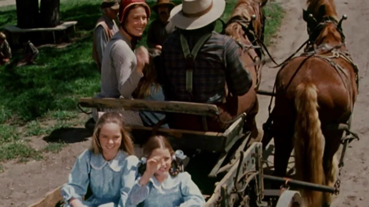 Fullsize Of Little House On The Prairie Movie