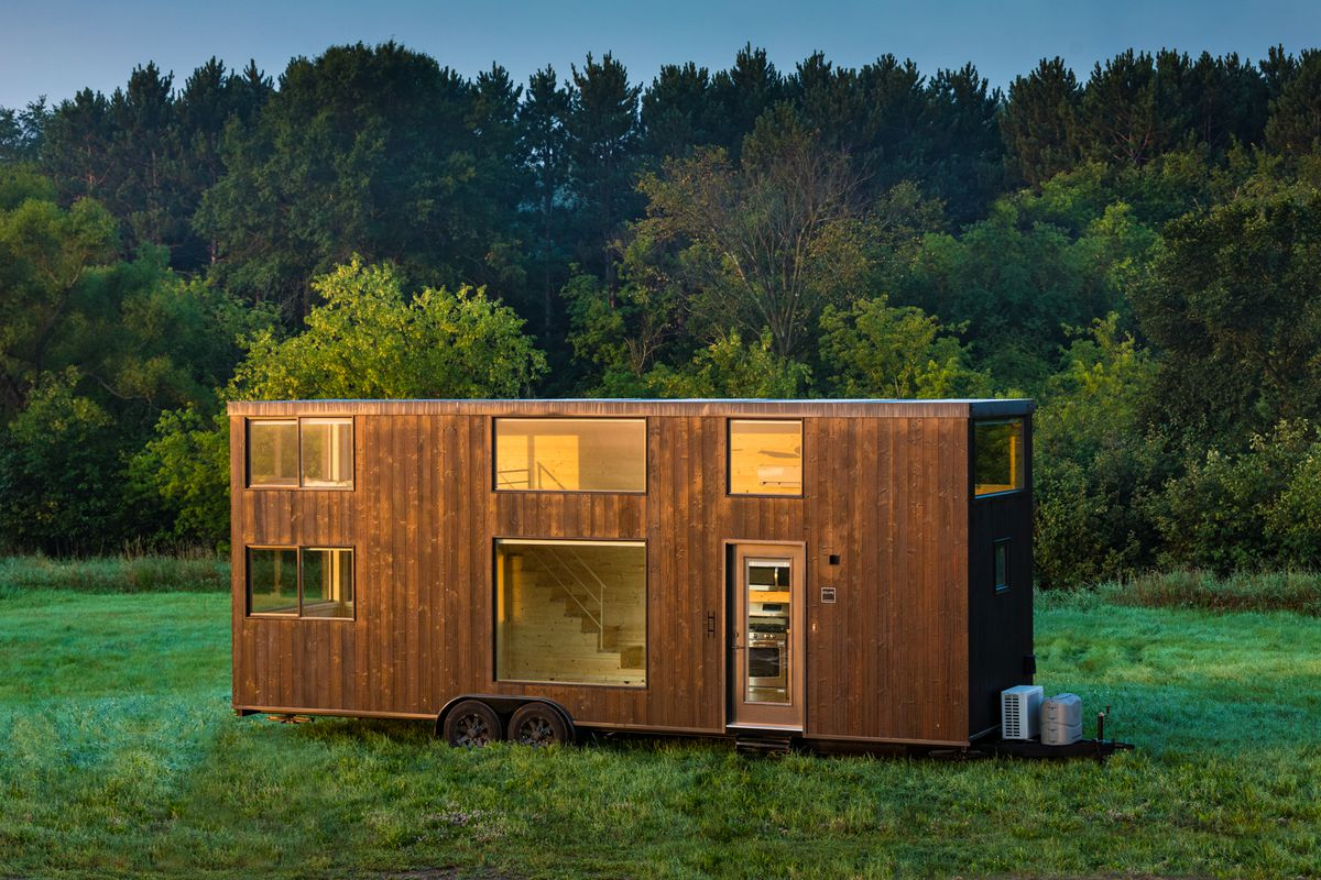 Brilliant Living In A Tiny House Houses Right Now Feel Inside Ideas