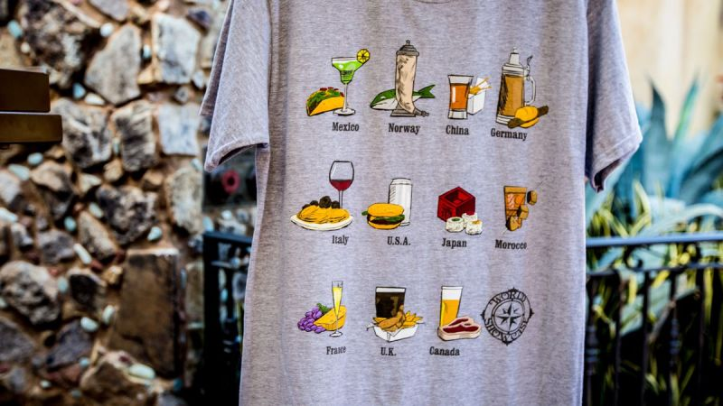 Large Of Drink Around The World Epcot