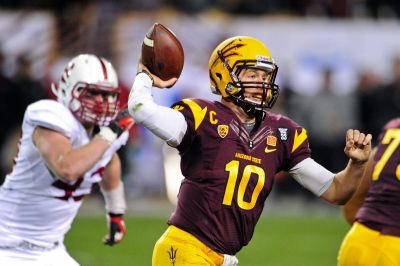 ASU Football: Sun Devils honored with team awards on Saturday night - House of Sparky